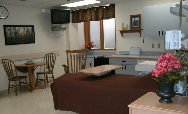 Morris County Hospital Birthing Rooms